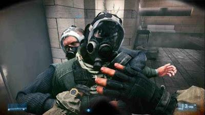 Battlefield 3 shots