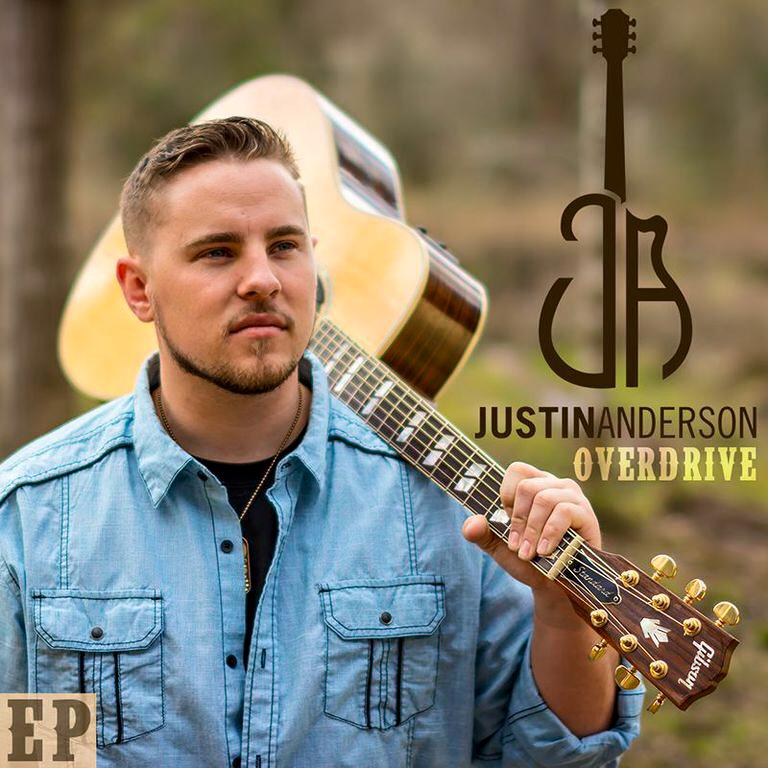 JUNE FEATURE ARTIST OF THE MONTH: JUSTIN ANDERSON