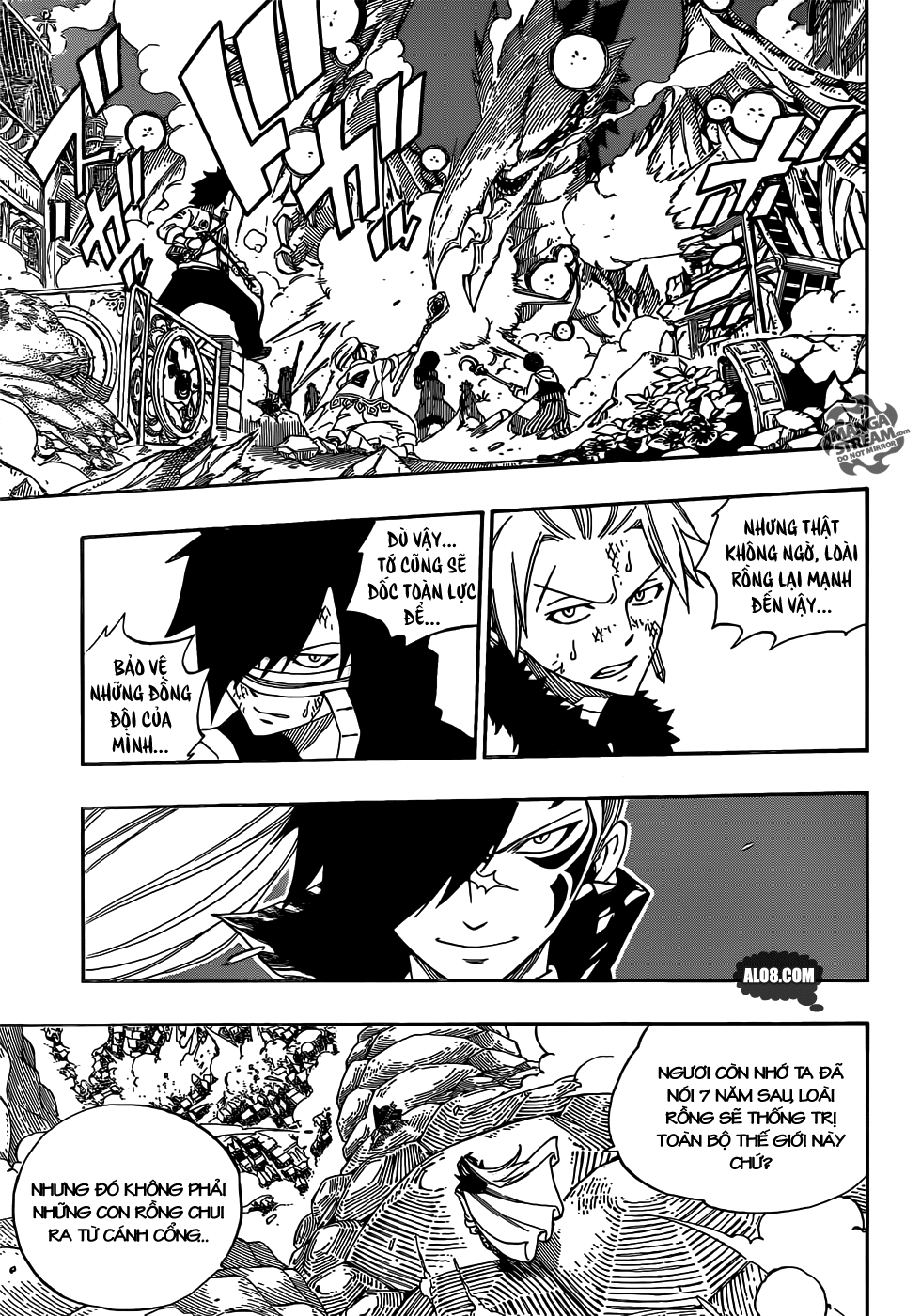 Fairy Tail chap 329 page 11 - IZTruyenTranh.com