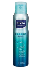 Nivea Energy Fresh