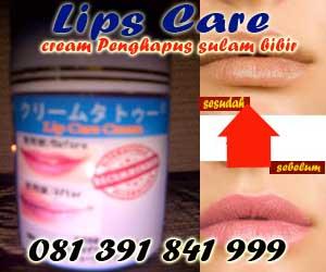 Cream Penghapus Sulam Bibir