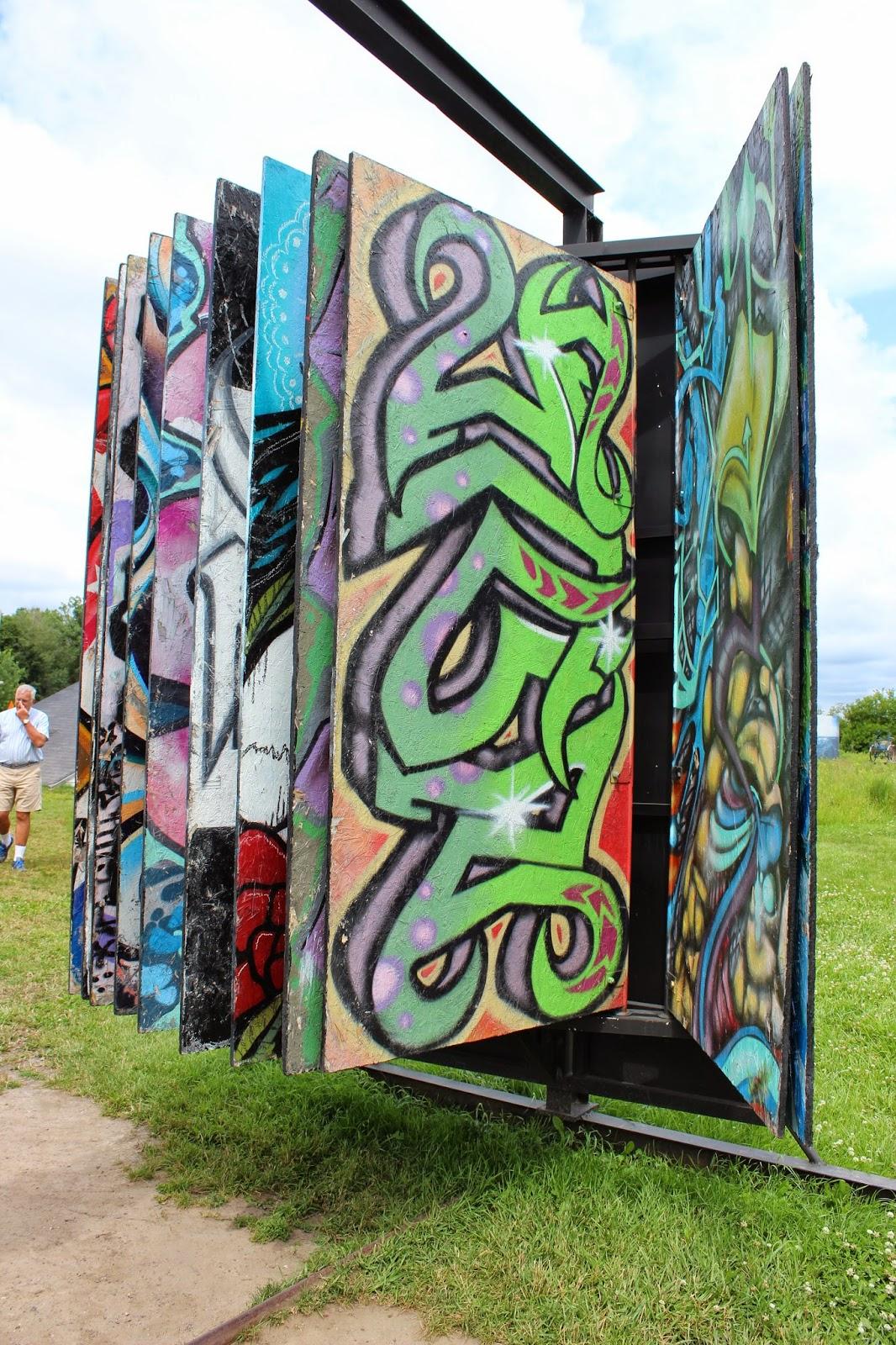 Graffiti wall rubric - Organized Graffiti