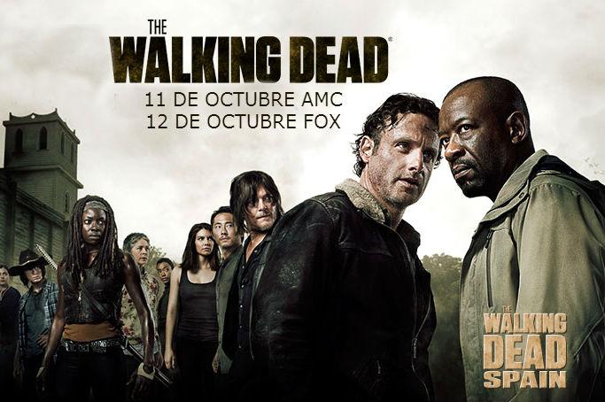 The Walking Dead: Trailer 6ª temporada y fecha de estreno | The ...