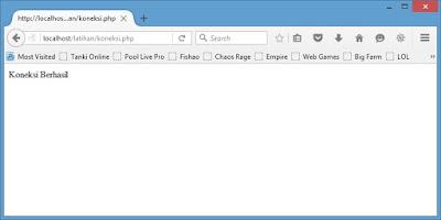 cara memanggil fungsi eksternal dalam php
