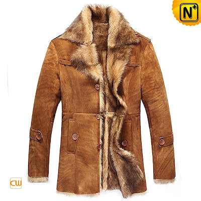 Toscana Shearling Coat for Men