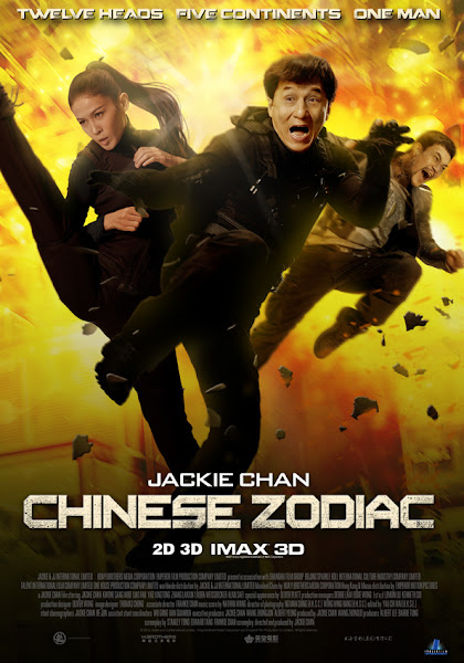 Watch Chinese Zodiac (2012) Hollywood Movie Online | Chinese Zodiac (2012) Hollywood Movie Poster