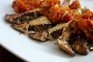 Sprats in Spicy Tomato Sauce