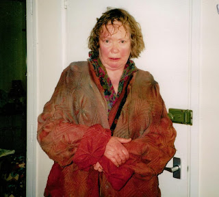 Daphne Neville in The BBC hospital drama 'Casualty'