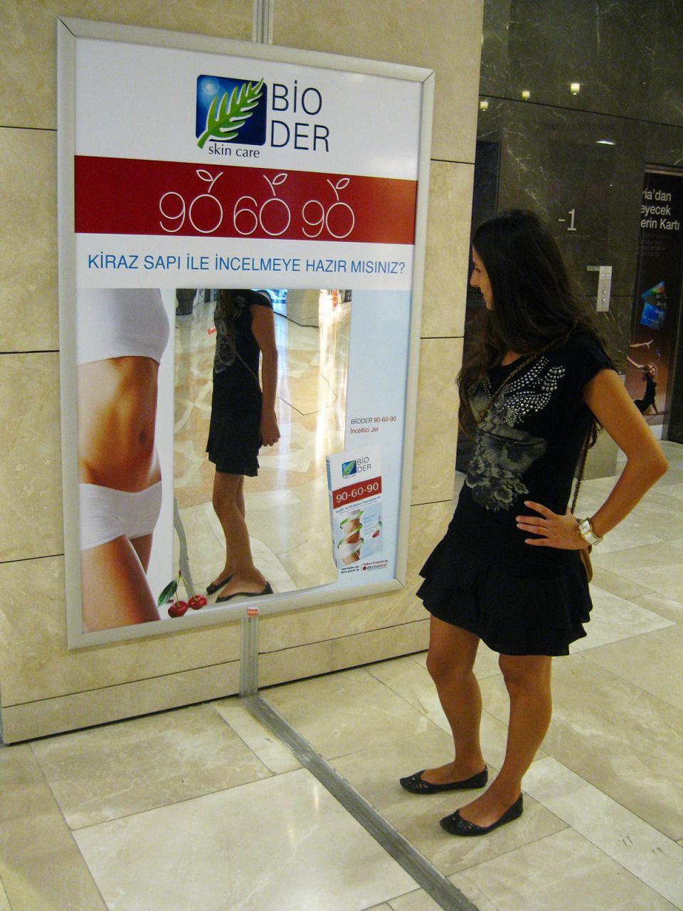 Guerilla Marketing Fashion Show