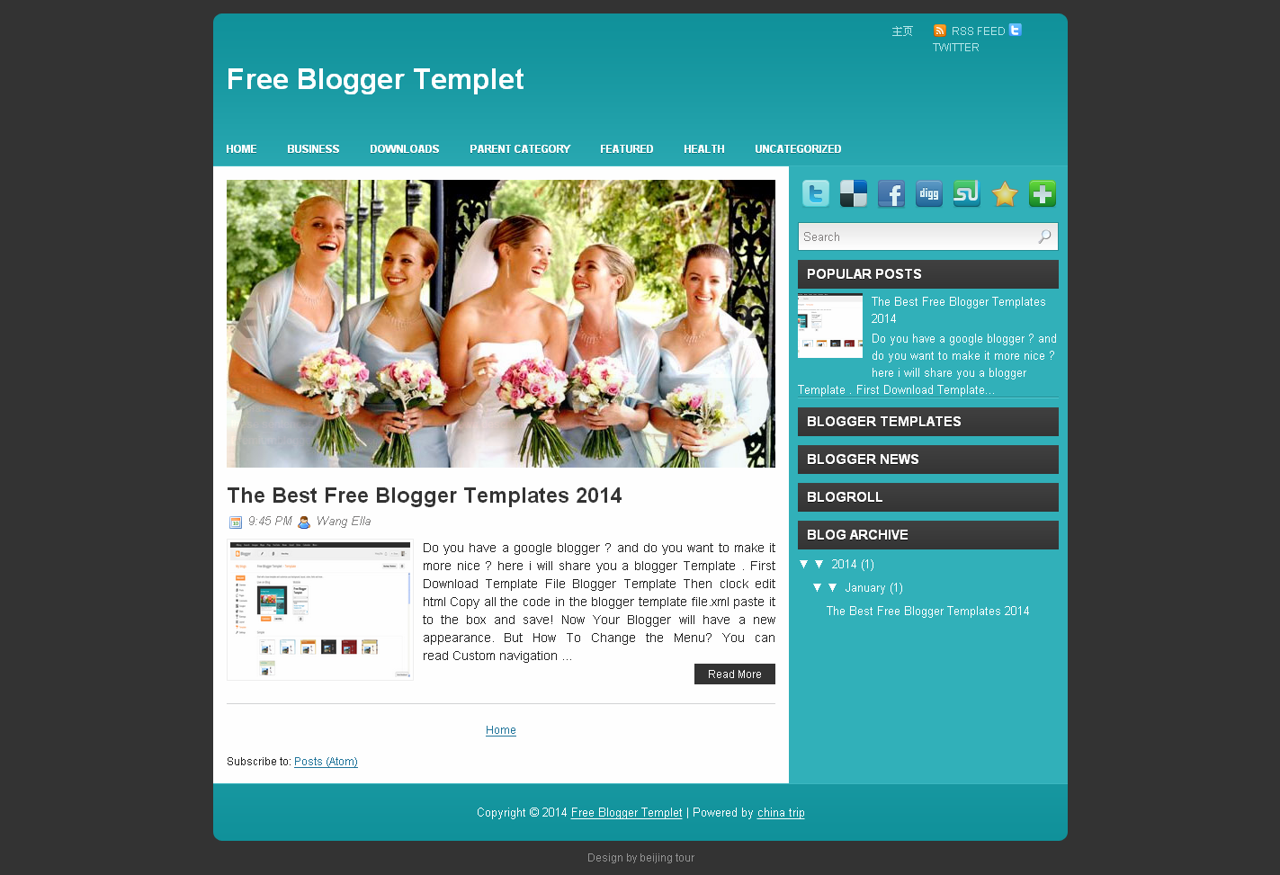 Cute Blogger Templates Xml Images - Entry Level Resume Templates ...
