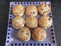 April' Sweetshop Cupcakes And Scones