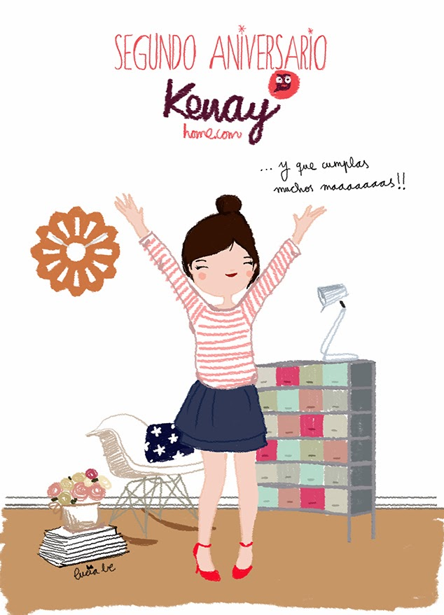 De lunares y naranjas noviembre 2013 - Kenay home valencia ...