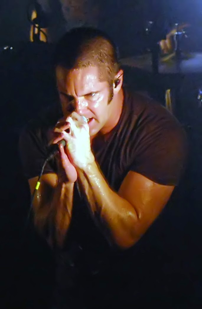 Trent Reznor, NIN (photo: Wikipedia)