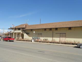 willcox arizona train station