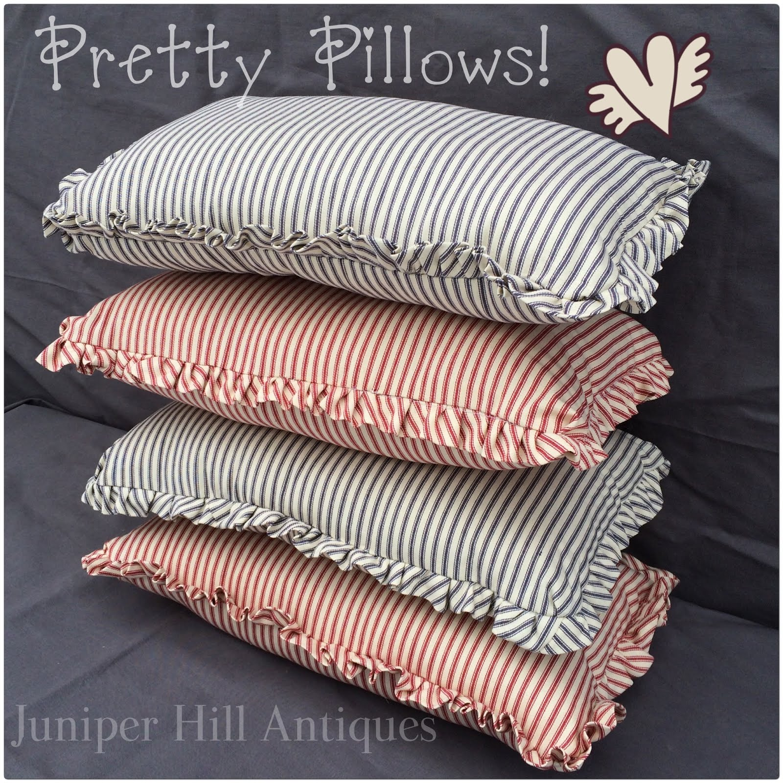 Decorative Pillows!
