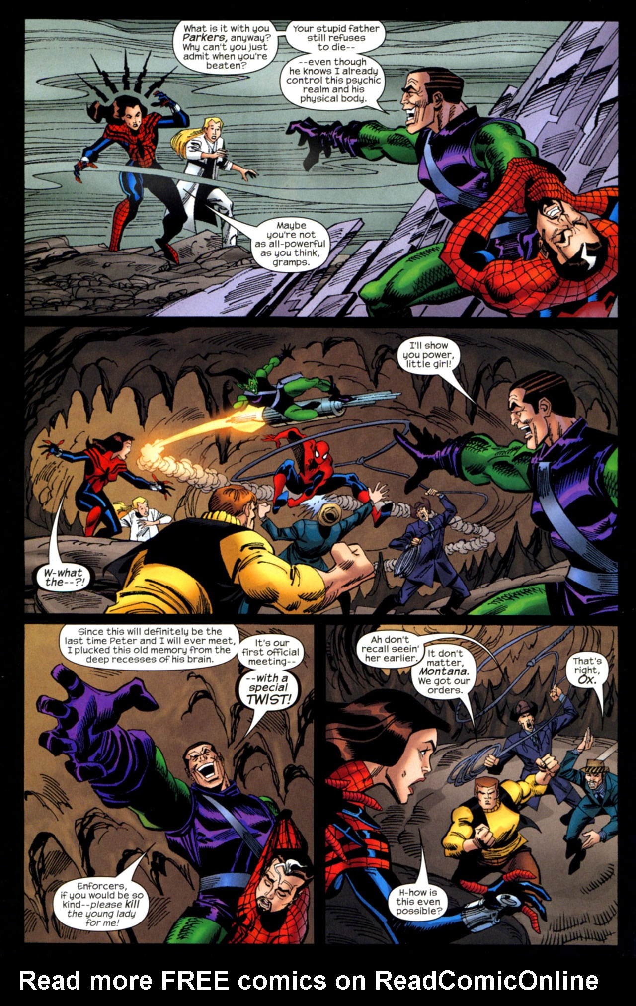 Amazing Spider-Girl #30 #31 - English 5
