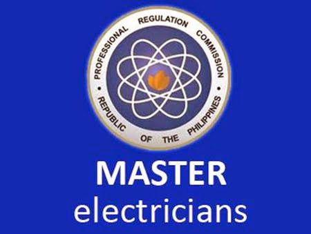 September 2014 RME Registered Master Electricians Board Exam Results