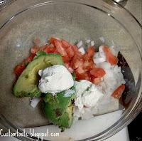 Extra Creamy Shrimp Pasta Salad by Custom Taste