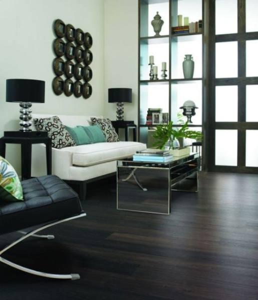 Wohnzimmer und Kamin moderne wohnzimmer mit galerie : wohnzimmer parkett dunkel – Dumss.com