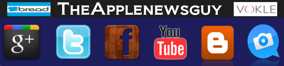 Official Webpage for TheApplenewsguy