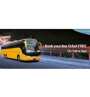 Mobikwik Rs.100 OFF on Yatra Bus Ticket Or Book Hotel at 30% off  via Mobikwik :Buytoearn
