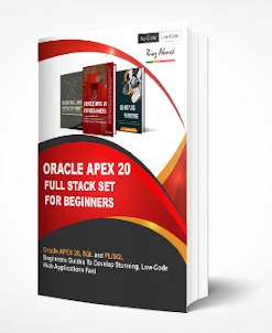 Oracle APEX 20 Full Stack Set For Beginners