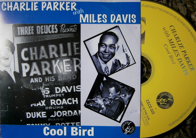 Charlie Parker with Miles Davis - Cool Bird on TKO Magnum Music Collectors Edition 1999