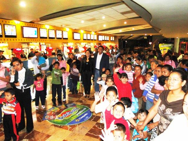 Inician festejos para niños Sanandreseños