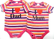 wording romperi love mom,dad=6PCSxRM13=Rm78