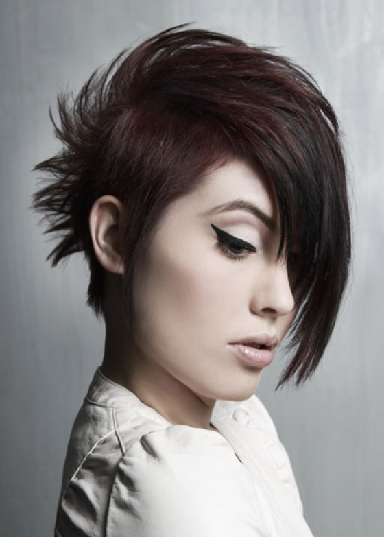 of the most popular short cuts. The crew cut is a nice easy style