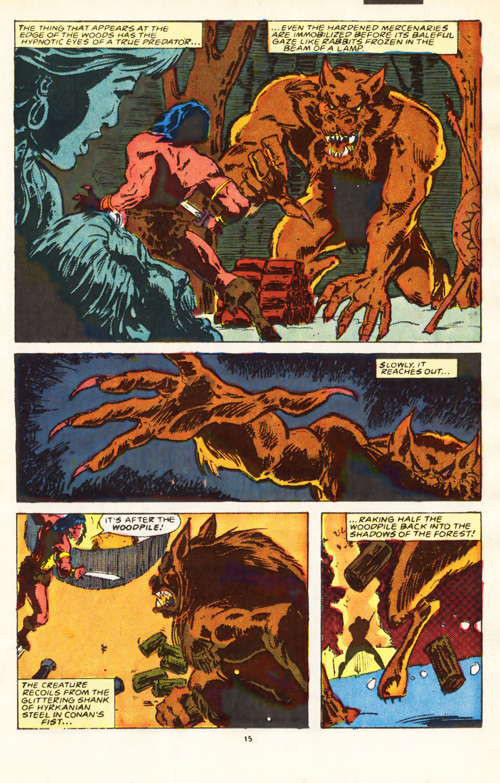 Conan the Barbarian (1970) Issue #224 #236 - English 12