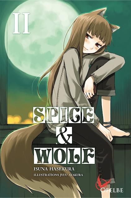 Actu Manga, Actu Roman, Manga, Ofelbe, Roman, Spice and Wolf,