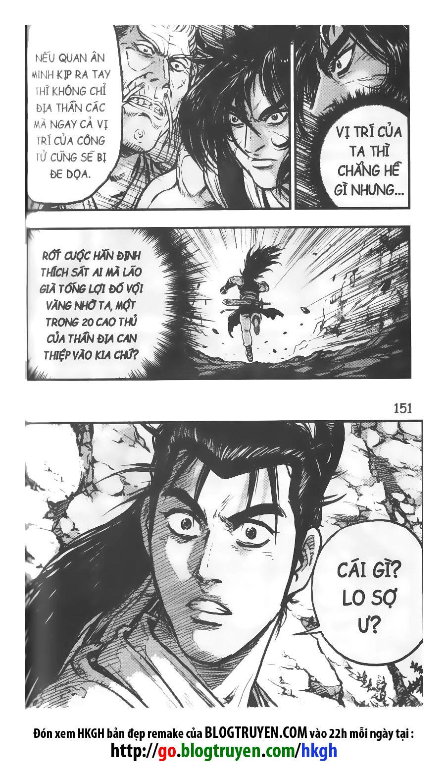 Hiệp Khách Giang Hồ chap 410 Trang 17 - Mangak.info