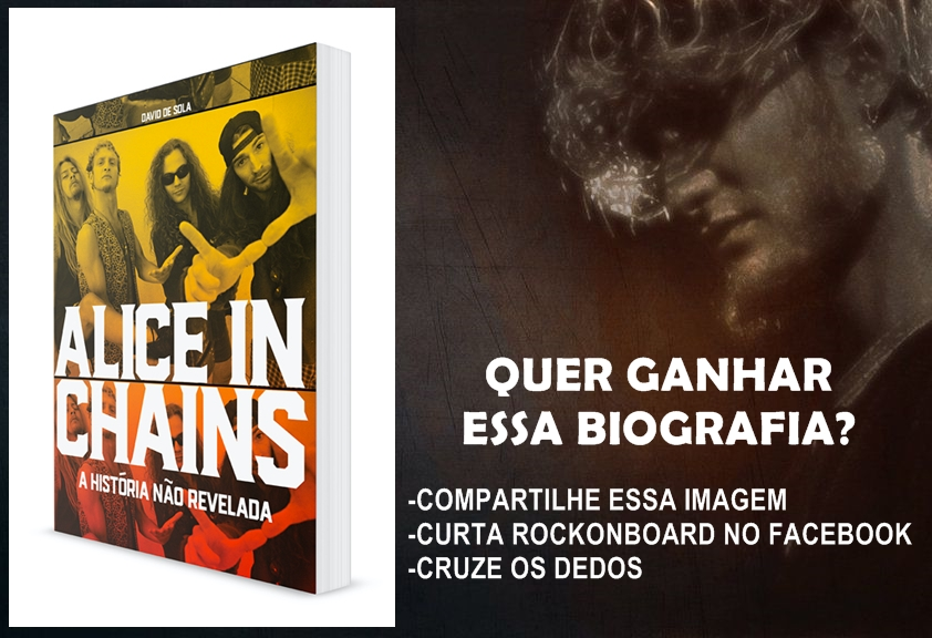PROMOÇÃO ALICE IN CHAINS