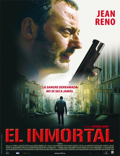 Ver 22 balas – El inmortal (L'immortel) (2011) Online