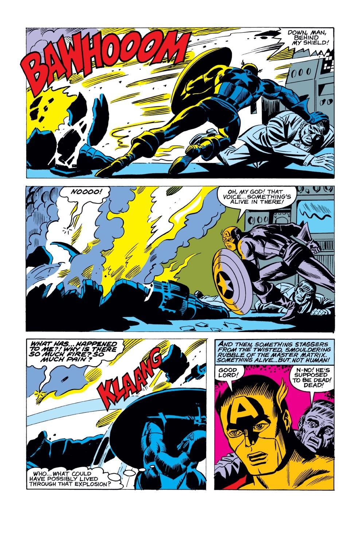 Captain America (1968) Issue #243 #158 - English 17