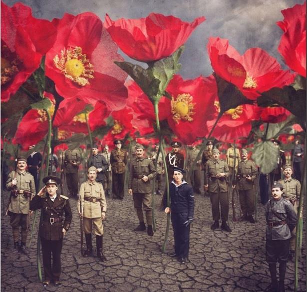 funny poem soldiers, poem blog