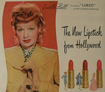 "Nothing sold ""pretty"" like Hollywood did in the 1940s and ..."