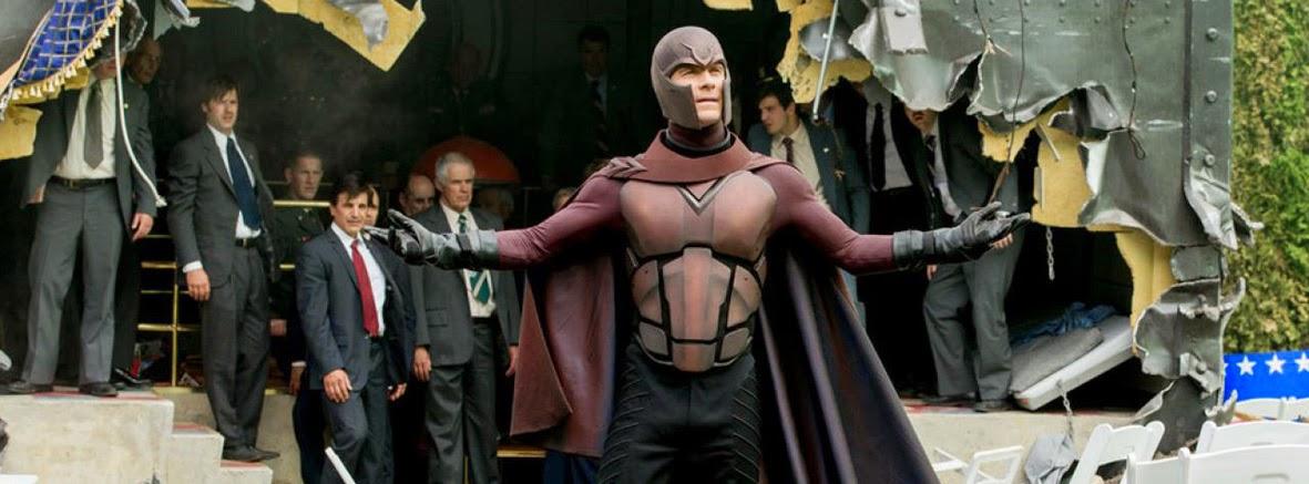X-Men: Days of Future Past - X-Men: Przeszłość, która nadejdzie - 2014
