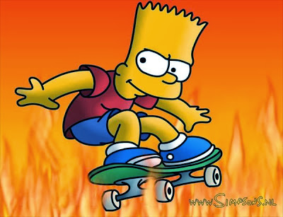 Bart Simpson datos curiosos