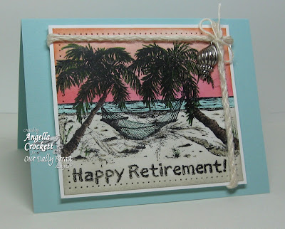 "ODBD ""Happy Retirement"" Designer Angie Crockett"