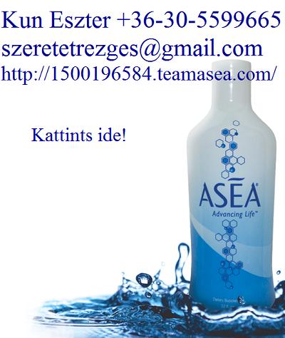ASEA AZ ÉLET VIZE