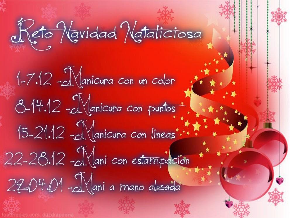Reto Navidad Nataliciosa