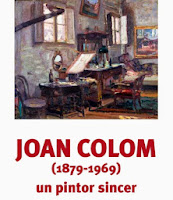Joan Colom. Un pintor sincer