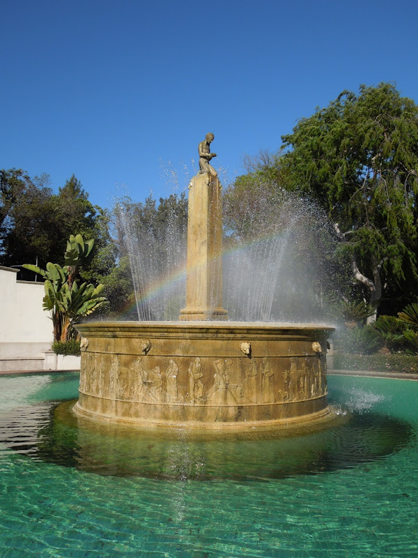 Beverly Hills Electric Fountain