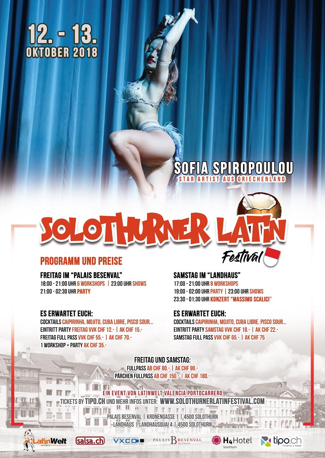 SOLOTHURNER LATIN FESTIVAL
