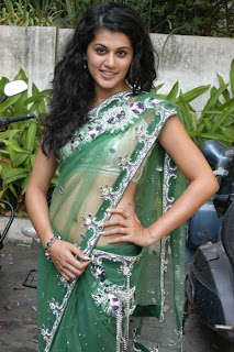Tapsee-hot-in-saree-images-6