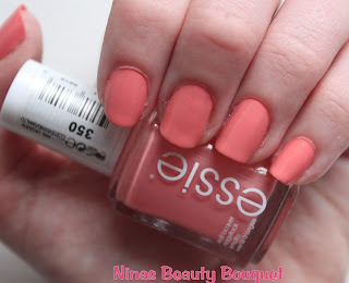 essie Nagellack LE Resort Kollektion - stones n' roses [Review]