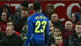 Video Gol Manchester United vs Arsenal 1-2 FA Cup