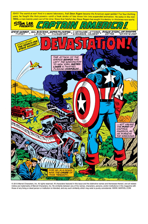 Captain America (1968) Issue #225 #139 - English 2